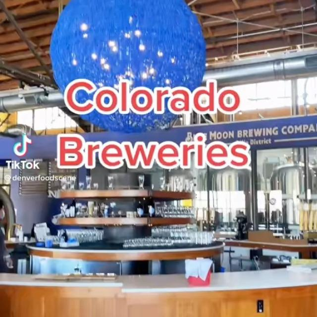 We invited @denverfoodscene to the brewery last weekend and they loved it! Check out their Instagram and tiktok for more amazing places to eat and drink in Colorado. 🍻😍 • • • #coloradobreweries #denverbeer #denverfoodscene #rinodistrict #beerlover #foodanddrinks #visitdenver #foodiesofinstagram #coloradoeats
