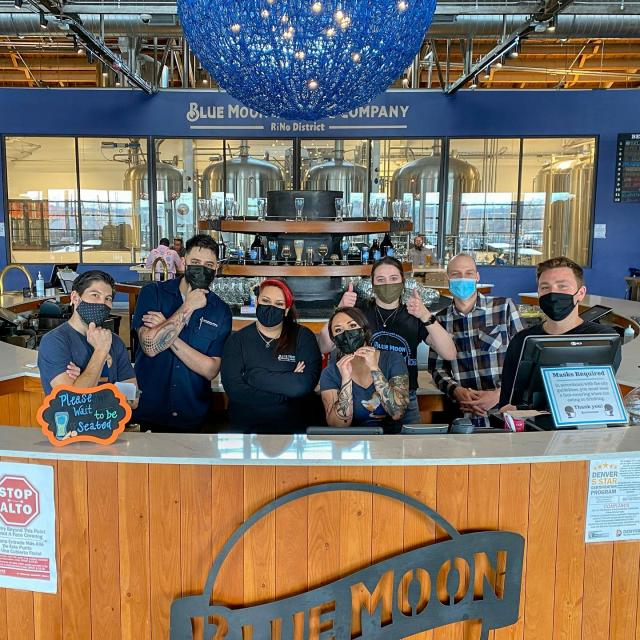 We are hiring!! ➡️Swipe to see how much fun we have here! Send us a DM for more details on open positions and how to apply!  • • • #denverjobs #beerlovers #bluemoon #fam #colorado #jobseekers #sos #funtimes #rinodistrict #teamworkmakesthedreamwork #funjob #restaurantindustry