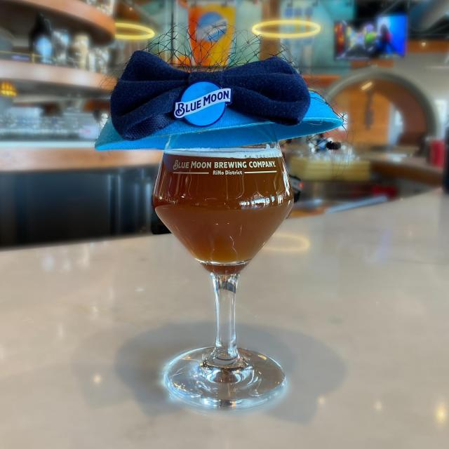 Julep Moon is back on tap just in time for the Derby!! This limited release Strong Ale was Aged in Woodford Reserve barrels and is a spin on the classic Mint Julep cocktail with an ABV of 12%. Grab your hat and come join us this weekend!  • • • #denver #derby #weekend #bluemoon #beer #derbyhats #fascinator #beerrelease #barrelaged #coloradolife #denverdrinks #ontap #strongale #denverderby